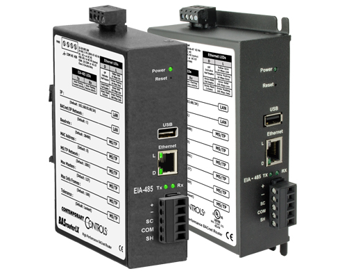 BASrouterLX - High Performance BACnet Router