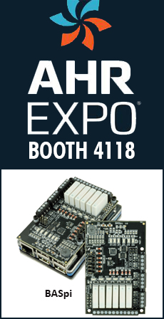 AHR 2018 Booth 4118