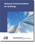Network Communications for Buildings